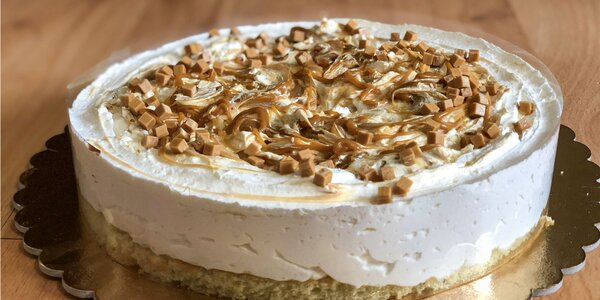 Torta, cheesecake či zákusky z Cukrárne Fajnotka!