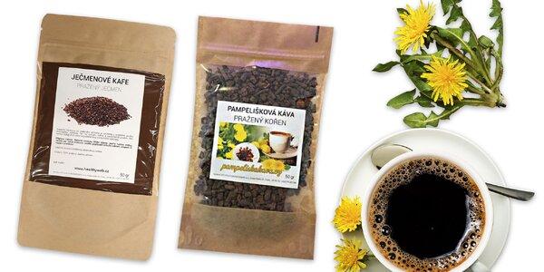 Zdravá káva z jačmeňa či púpavy bez kofeínu