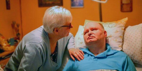 Pomôžme spolu pánovi Miroslavovi bojovať s bdelou kómou