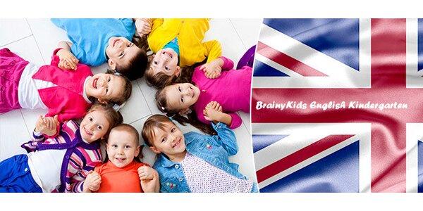 Denný detsky tábor anglického jazyka