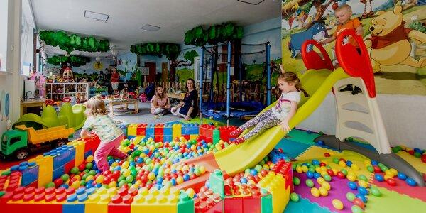 Vstup na ihrisko či prenájom priestorov na detské oslavy