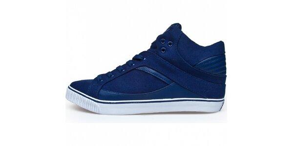 Pánske tmavo modré tenisky Run Athletics