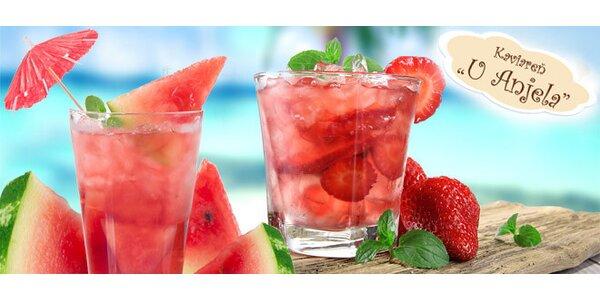 Nealkoholické miešané nápoje