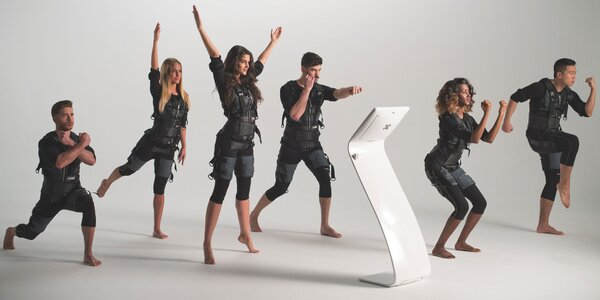 XBody tréning pomocou technológie EMS