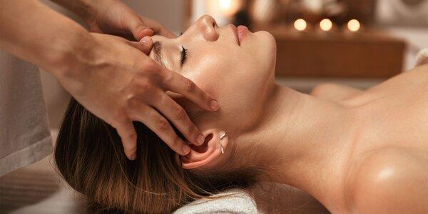 Špeciálna terapeutická masáž hlavy Access BARS