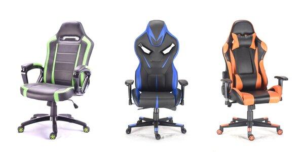 Ergonomické stoličky pre zdravé a pohodlné sedenie