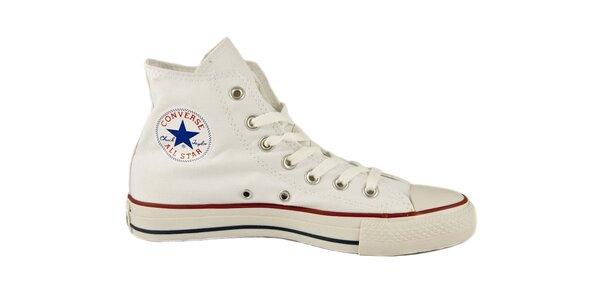 Dámske biele členkové tenisky Converse