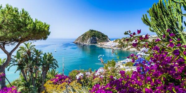 Rím, Neapol, Pompeje a Ischia počas 5 dní