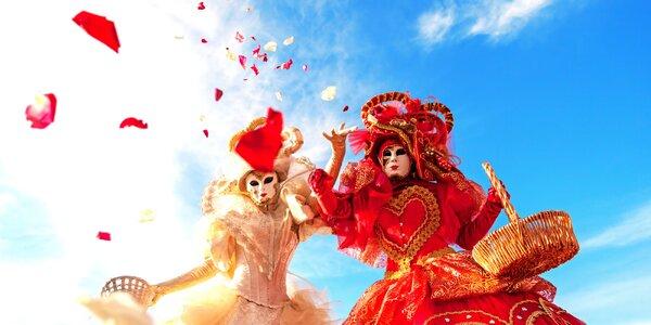 Zájazd na slávny Benátsky karneval a ceremóniu Letu Anjela