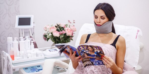 Procedúry na redukciu tuku Redu Slim a Facesculptor