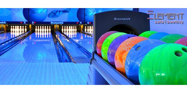 Bowling pre 1 až 8 osôb