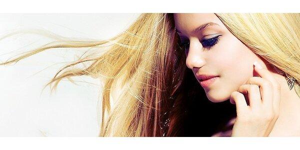 Profesionálne strihanie vlasov s objemovou alebo keratínovou kúrou
