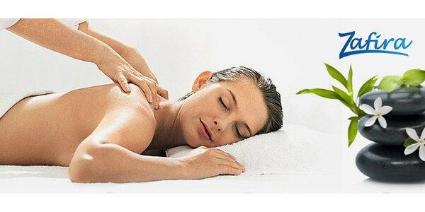 Masáž Lomi-lomi alebo medová masáž