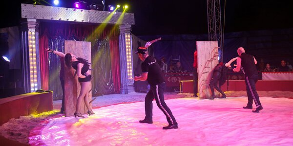 Hororová show Paranormal Cirkus mieri do Trnavy, Nitry a Pezinka!