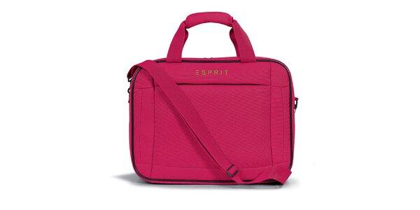 Dámska růžová taštička do lietadla Esprit