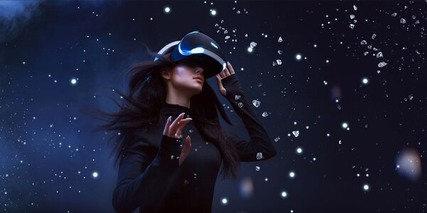 Vstúpte do virtuálnej reality HTC Vive!