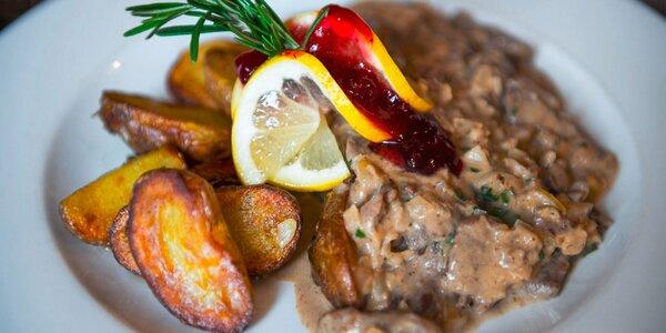 Tatranská sviečkovica alebo rezančeky z hovädzej sviečkovice