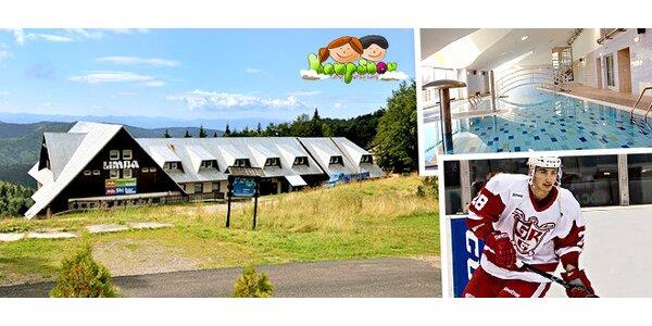 Detský tábor Kemp SNOV - Summer HOCKEY alebo KLASIK camp