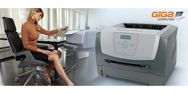Laserová tlačiareň Lexmark E352dn