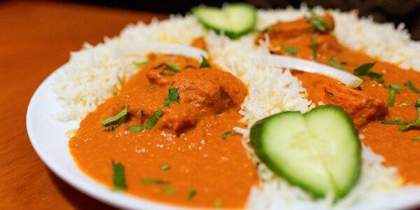 Ochutnajte skvelú indickú kuchyňu v centre Košíc