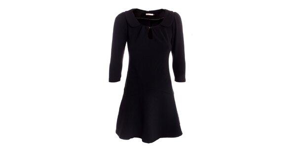 Dámské černé retro šaty 2two