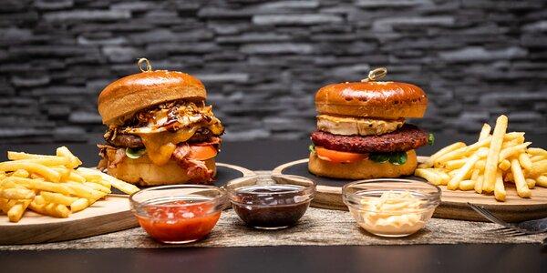 Obľúbený kebab či burger v KNM na donášku či odber