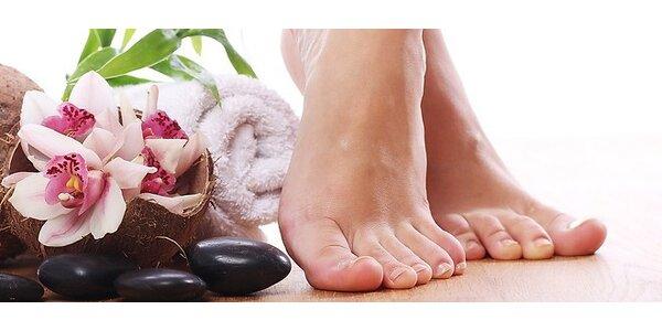 O.P.I Wellness SPA luxusná pedikúra