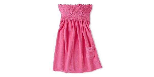 Dámske ružové šaty Brunotti