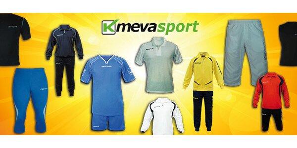 Značkové športové oblečenie