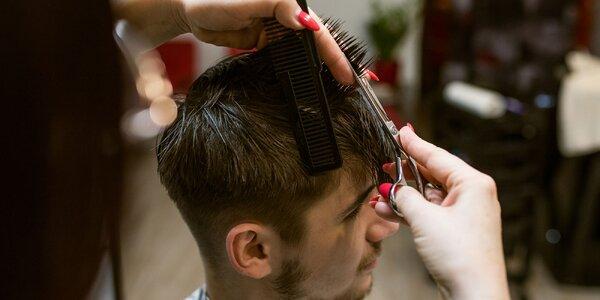 Pánsky strih a úprava brady pre gentlemanov