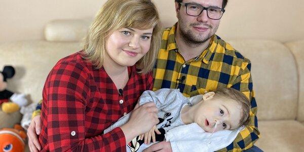 Pomôžme Riškovi vyhrať boj so spinálnou svalovou atrofiou