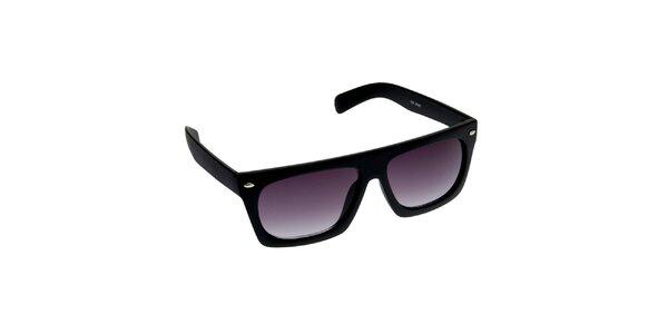 Dámske čierne hranaté okuliare Jeepers Peepers