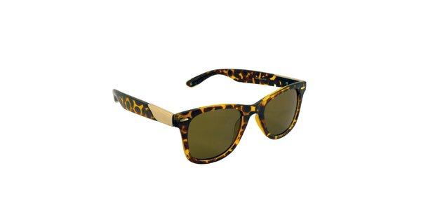 Dámske korytnačie okuliare Jeepers Peepers