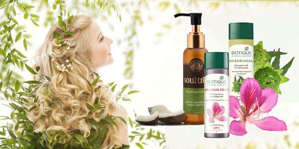 Organické produkty pre zdravie a krásu vašich vlasov