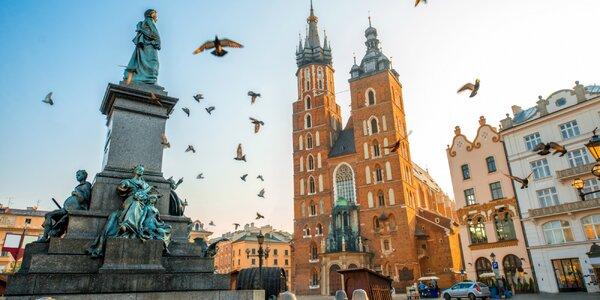 Krásy Krakova a zábava v Energylandii: dvojdňový zájazd