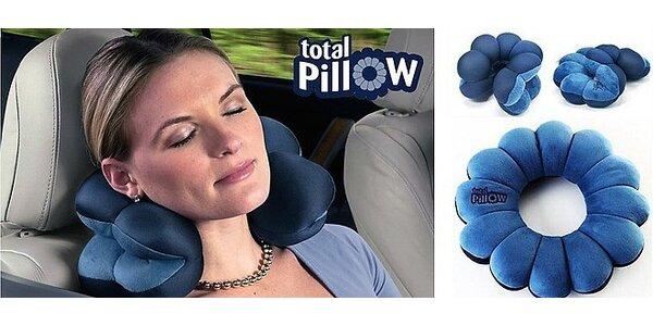 Uľavte bolestiam so zdravotným vankúšom total pillow