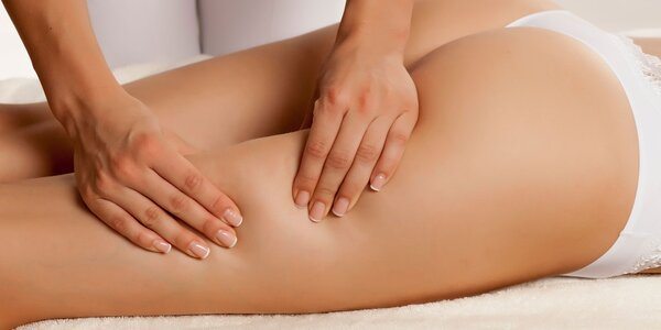 Anticelulitídna masáž či manuálna lymfodrenáž
