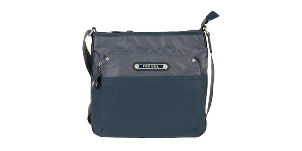 Modrá taška Diesel