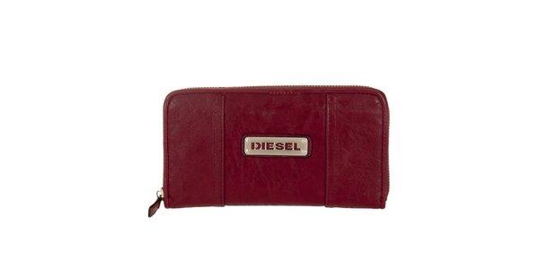Dámska granátová peňaženka Diesel