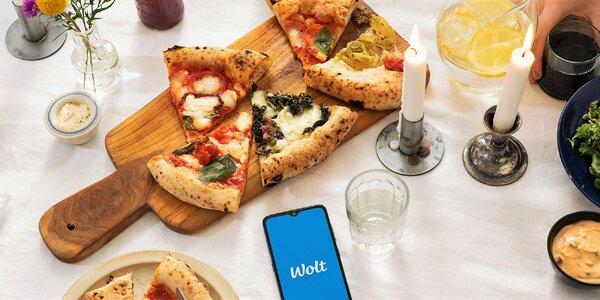 Využite 4 € zľavu na prvú objednávku jedla cez aplikáciu Wolt! Donáška…