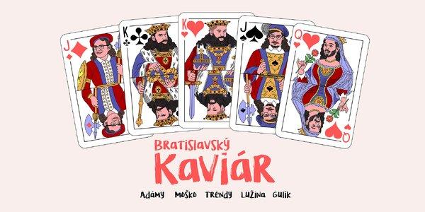 ONLINE STREAM Bratislavský Kaviár