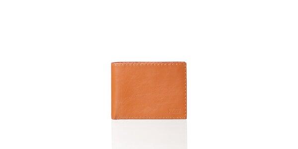Ťavia kožená peňaženka Gianfranco Ferré