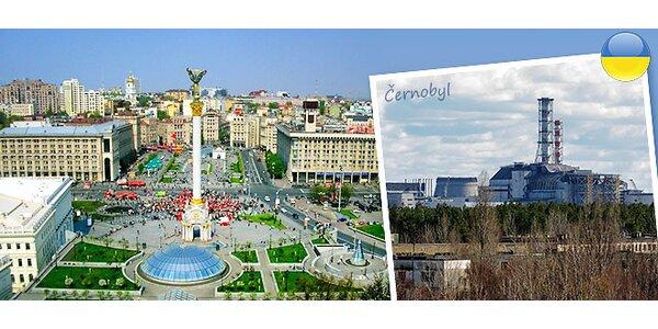 Zájazd na Ukrajinu s prehliadkou Černobyľu (5 dní)