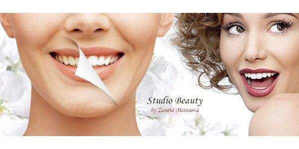 Bielenie zubov bez peroxidu