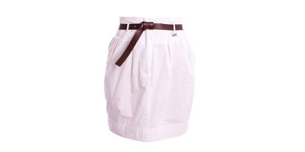 Dámska biela sukňa do pásu Miss Sixty