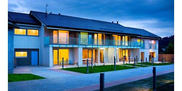 Novovybudovaný apartmánový komplex Čerešňový sad - super poloha!