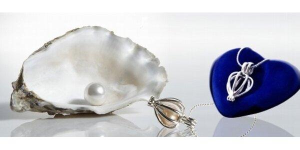 9,80 eur za náhrdelník s perlou prianí aj s perlorodkou