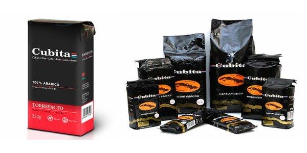 CUBITA - Pravá kubánska káva