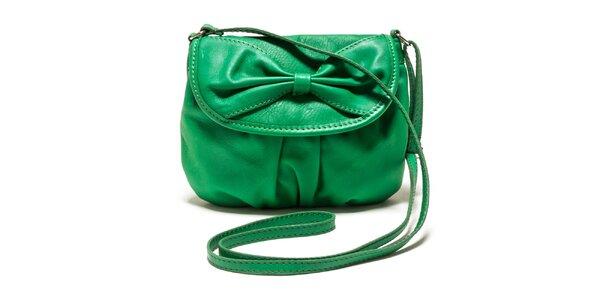Dámska zelená kabelka Sonia Ricci