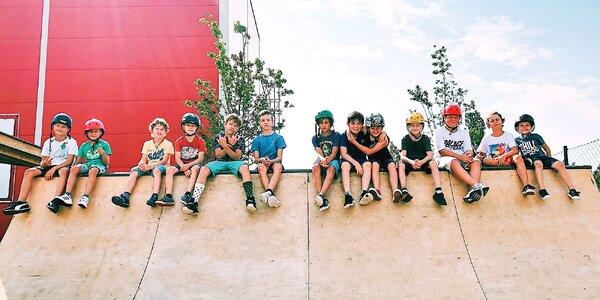 Prázdninové akčné kempy pre deti od 6 do 15 rokov